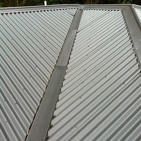Roof image of an All Clear Leaf Guard
